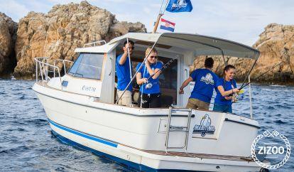 Motor boat Adria Event 750 (2003)