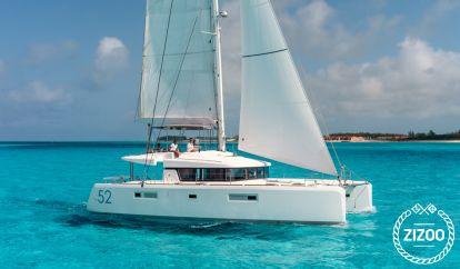 Catamaran Lagoon 52 F Luxe (2019)