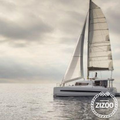 Catamarán Bali 4.0 (2018)