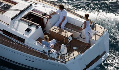 Zeilboot Dufour 405 (2012)