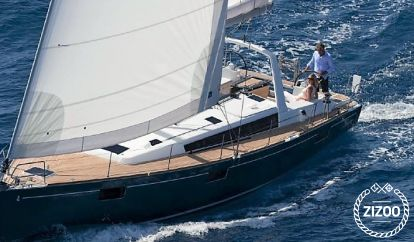 Sailboat Beneteau Oceanis 48 (2014)