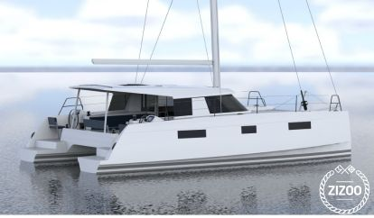 Catamaran Nautitech 40 Open (2014)