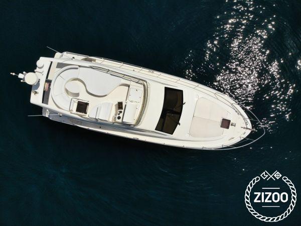 Motorboot Ferretti 430 (2002)-1