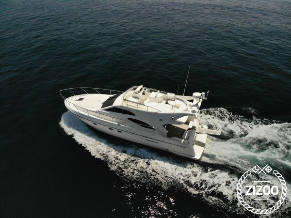 Motorboot Ferretti 430 (2002)-0