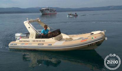 RIB Solemar B58 Offshore (2008)