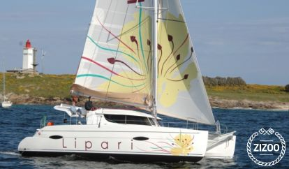 Catamaran Fountaine Pajot Lipari 41 (2011)