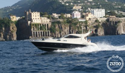 Barco a motor Gianetti 50 (2005)