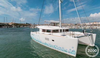Catamarán Lagoon 400 S2 (2017)