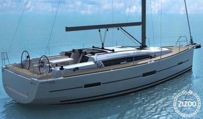 Sailboat Dufour 412 (2017)