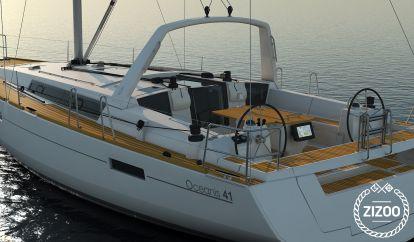 Velero Beneteau Oceanis 41.1 (2018)