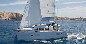 Catamarano Lagoon 400 S2 (2016)