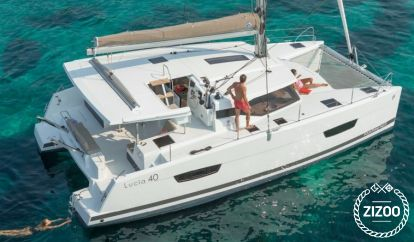 Catamaran Fountaine Pajot Lucia 40 (2017)