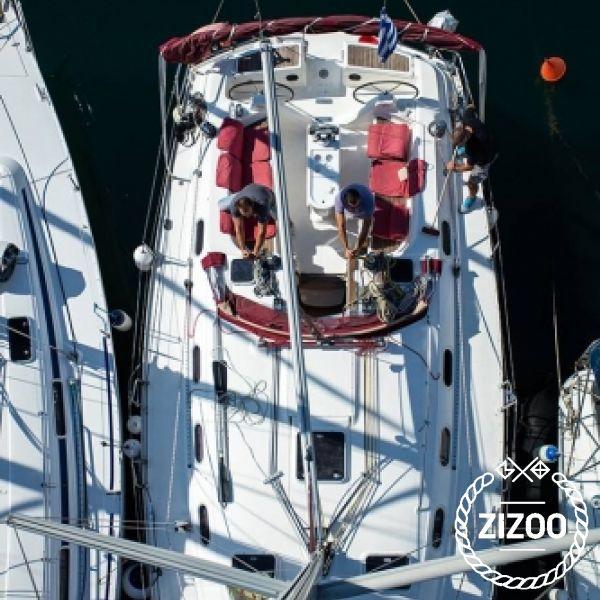 Segelboot Dufour 43 - 2005 (Umbau 2018)-2