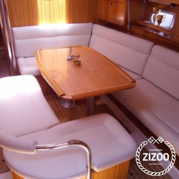 Segelboot Dufour 43 - 2005 (Umbau 2018)-4