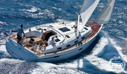 Sailboat Bavaria Cruiser 40 (2010)