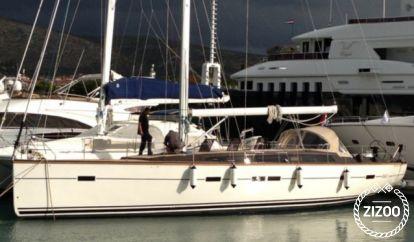 Segelboot D&D Kufner 54 (2015)