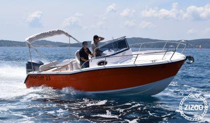 Speedboat Focus SunDeck 23 (2018)