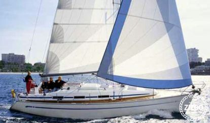 Sailboat Bavaria Cruiser 36 (2013)