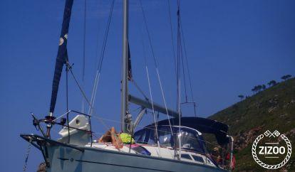 Sailboat Jeanneau Sun Odyssey 42 (2002)