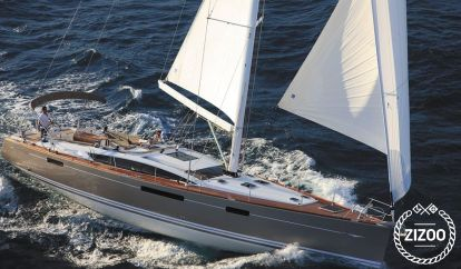 Segelboot Jeanneau 57 (2010)