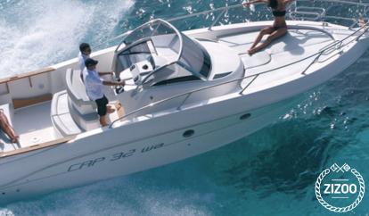 Motor boat Capelli 32 (2016)