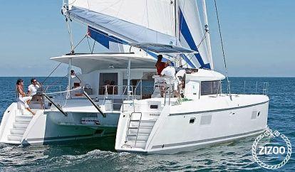 Catamarán Lagoon 421 (2011)