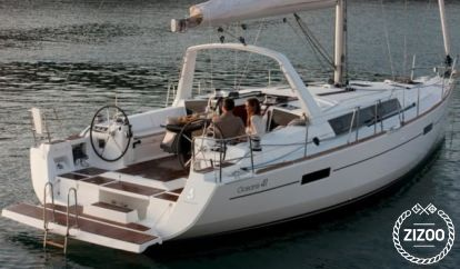 Sailboat Beneteau Oceanis 41 (2014)