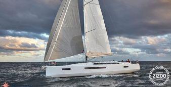 Segelboot Jeanneau Sun Odyssey 490 3 cab (2018)