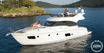 Motor boat Bavaria Virtess 420 Fly (2018)