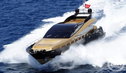 Motor boat Custom Built (2009)