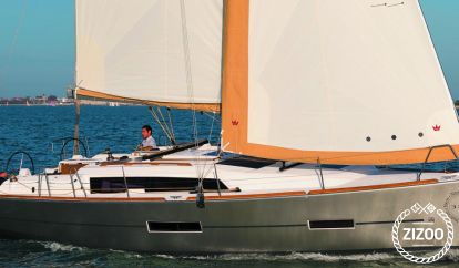 Sailboat Dufour 382 Grand Large (2015)
