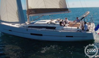 Sailboat Dufour 512 Grand Large (2017)