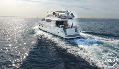 Motor boat POSILLIPO Technema 67 (1996)