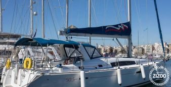 Sailboat Beneteau Oceanis 50 Family (2011)