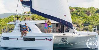Catamaran Moorings 4000 (2015)