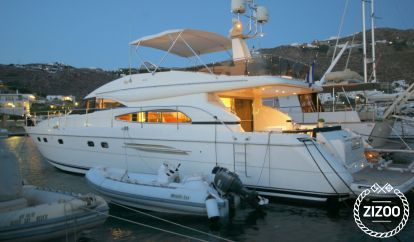 Motor boat Princess 20 M (2002)