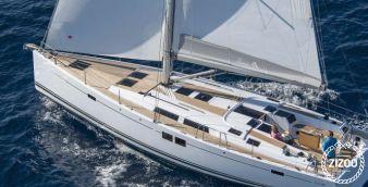 Zeilboot Hanse 505 (2014)