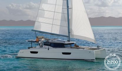 Catamarán Fountaine Pajot Saona 47 (2019)