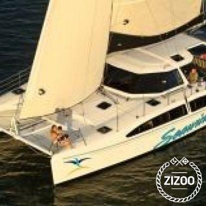 Catamaran Leopard Seawind 1250 (2017)