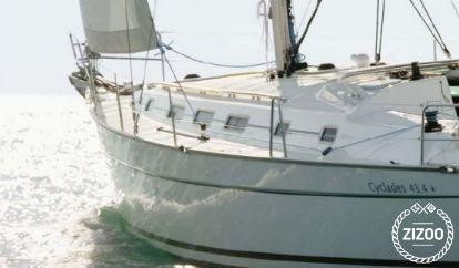Zeilboot Beneteau Cyclades 43.4 (2006)