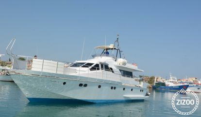 Motor boat San Lorenzo 66 (1985)