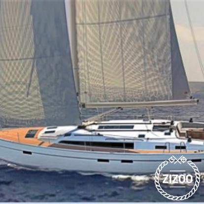 Zeilboot Bavaria Cruiser 51 (2019)