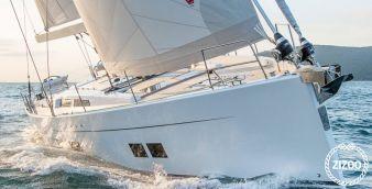Sailboat Hanse 588 (2017)