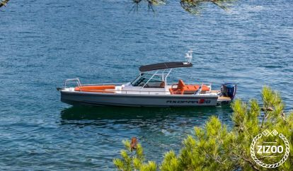 Motorboot Axopar 28 TT (2015)