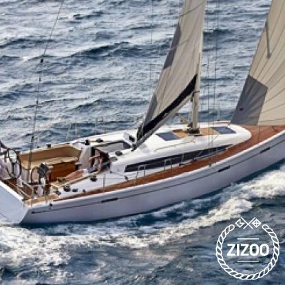 Segelboot Dehler 38 (2018)