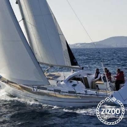 Segelboot Bavaria Cruiser 38 (2008)