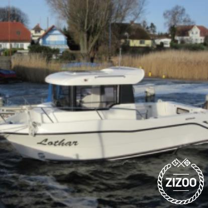 Motor boat Arvor 690 (2019)