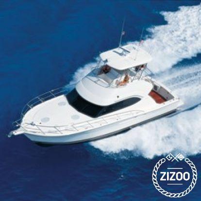 Motorboot Riviera 40 (2001)