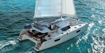 Catamaran Fountaine Pajot Saba 50 (2018)