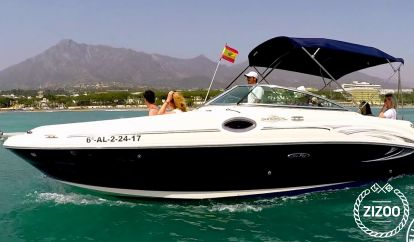 Speedboat Sea Ray 240 SDX (2010)